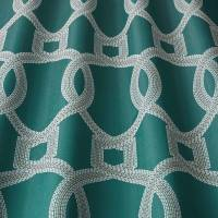 Colonnade Fabric - Teal