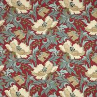 Art Deco Fabric - Cherry