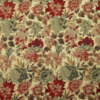Winterbourne Fabric - Cherry