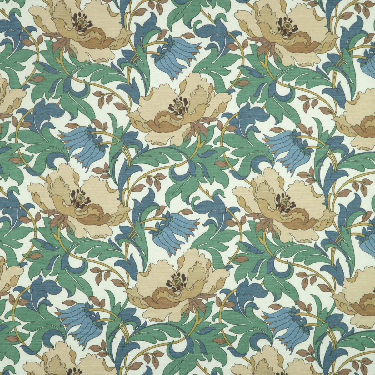 Curtains In Art Deco Fabric Cobalt Artdecocobalt Iliv Art Deco Navy Fabrics Collection