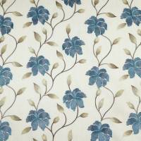 Everglade Fabric - Cobalt