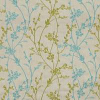 Whisp Embroidery Fabric - Pistachio