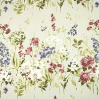 Wild Meadow Fabric - Magenta