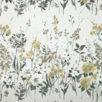 Wild Meadow Fabric - Charcoal