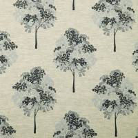 Woodland Fabric - Charcoal