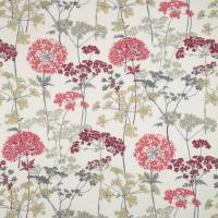 Hedgerow Fabric - Ruby