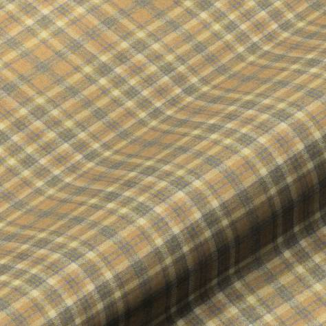 Art of the Loom Springtime Fabrics Harrogate Plaid Fabric - Caramel - HARROGATEPLAIDCARAMEL