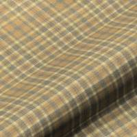 Harrogate Plaid Fabric - Caramel