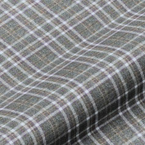 Art of the Loom Springtime Fabrics Harrogate Plaid Fabric - Heather - HARROGATEPLAIDHEATHER