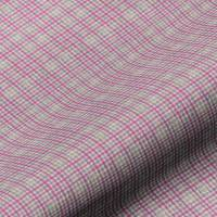 Ilkley Fabric - Fuchsia/Grey