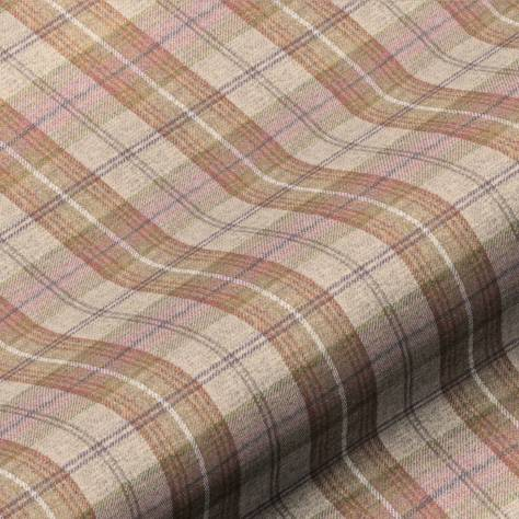 Art of the Loom Country House Vol I & II Fabrics  Wool Plaid Fabric - Peartree - WOOLDPLAINPEARTREE