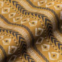 Adumu Fabric - Gold