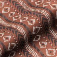 Adumu Fabric - Orange