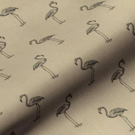 Art of the Loom Serengeti Fabrics Flamingo Fabric - FLAMINGO