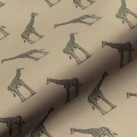 Art of the Loom Serengeti Fabrics Giraffe Fabric - GIRAFFE