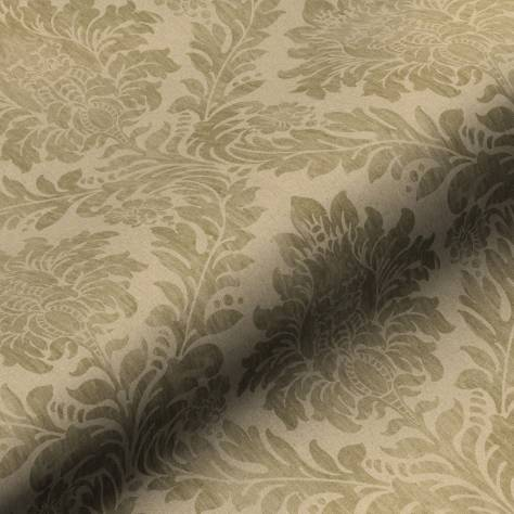 Art of the Loom Sussex Fabrics Littlehampton Fabric Linen - Khaki - LITTLEHAMPTONKHAKI