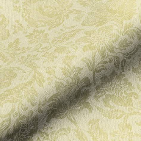 Art of the Loom Sussex Fabrics Midhurst Fabric - Pistachio - MIDHURSTPISTACHIO