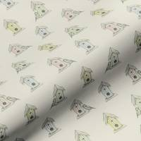 Birdbox Fabric - Natural