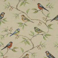 Dawn Chorus Fabric - Apple