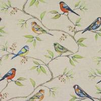 Dawn Chorus Fabric - Dove