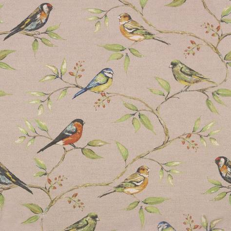 Art of the Loom In the Summer Time Fabrics Dawn Chorus Fabric - Lilac - DAWNCHORUSLILAC
