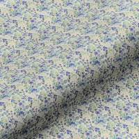 Petite Fleur Fabric - Forget Me Not