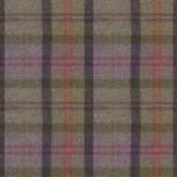 Oban Plaid Fabric - Celtic Thistle