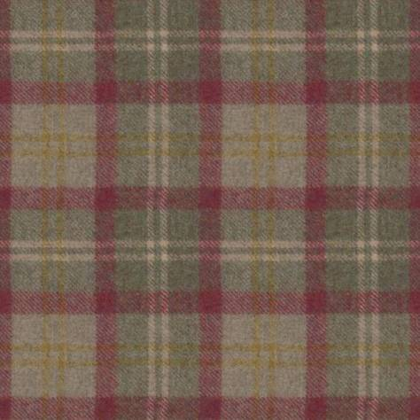 Art of the Loom Wool Plaid Vol 3 Fabrics Oban Plaid Fabric - Mountain View - OBANMOUNTAINVIEW