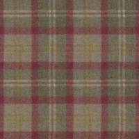 Oban Plaid Fabric - Mountain View