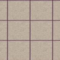 Glynn Check Fabric - Fig