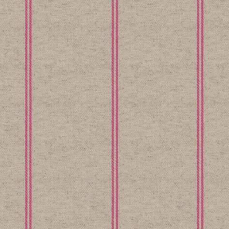 Art of the Loom Glynn Fabrics Glynn Stripe Fabric - Bubble Gum - GLYNNSTBUBBLEGUM