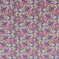 Full Bloom Fabric - Mulberry