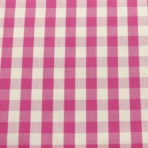 Art of the Loom Indian Summer Fabrics Breton Fabric - Candy Pink - BRETONCANDYPINK