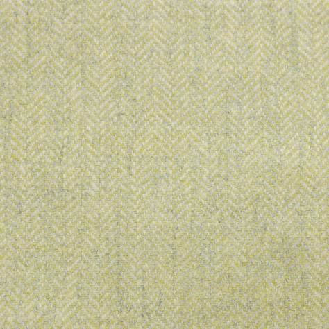 Art of the Loom Indian Summer Fabrics Lambswool Fabric - Lime Sorbet - LAMBSWOOLLIMESORBET