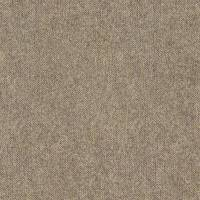 Elgar Wool Plain Fabric - Bark