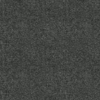 Elgar Wool Plain Fabric - Coal