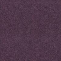 Elgar Wool Plain Fabric - Elderberry
