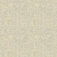 Elgar Wool Plain Fabric - Vanilla