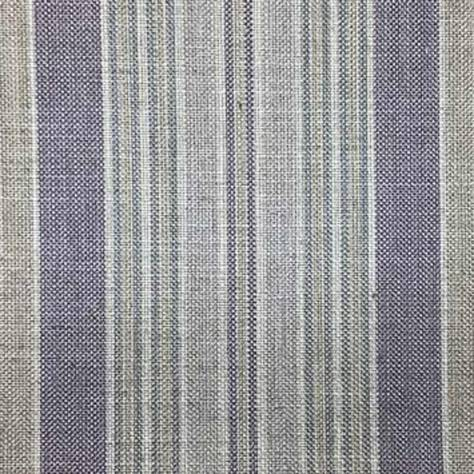 Art of the Loom Stripes Volume II Fabrics Hareden Fabric - Sloe - HEREDENSLOE