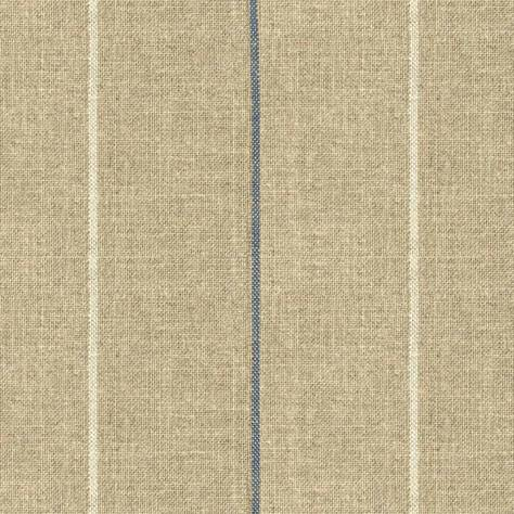 Art of the Loom Brunel Fabrics Brunel Stripe Fabric - Denim - BRUNELSTRIPEDENIM