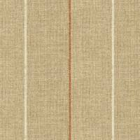 Brunel Stripe Fabric - Saffron