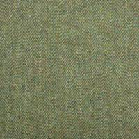 Herringbone Fabric - Mountain Bracken