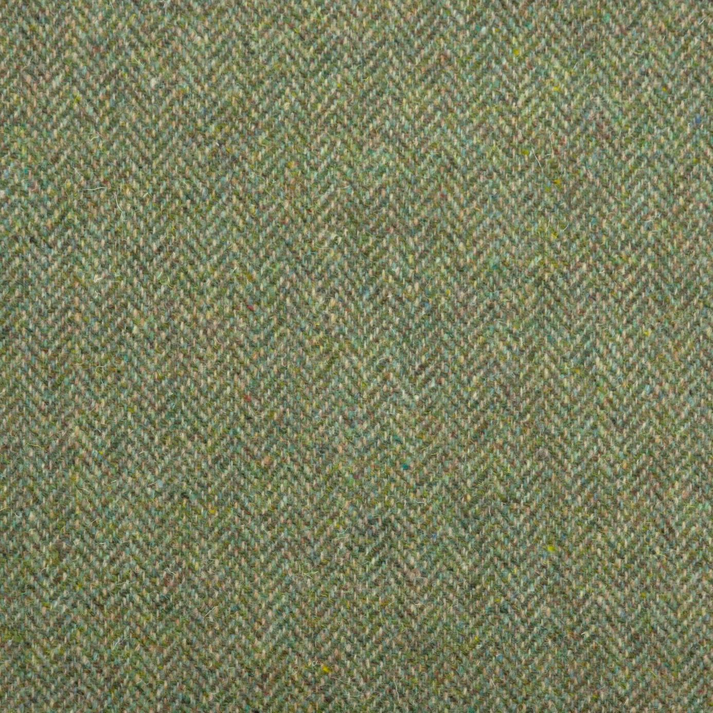 Roman Blinds in Art of the Loom Herringbone Fabric - Mountain Bracken  Product Code: HERRINGBONEMOUNTAINBRACKEN