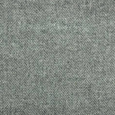 Art of the Loom Harris Tweed Fabrics Herringbone Fabric - Slate Grey - HERRINGBONESLATEGREY