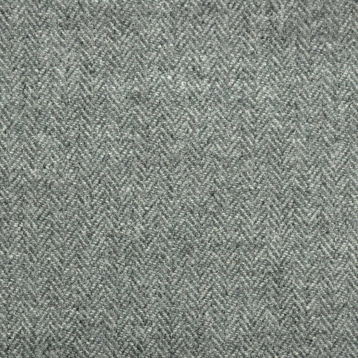 Herringbone Fabric Slate Grey Herringboneslategrey