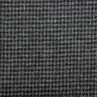 Houndstooth Fabric - Slate Grey