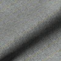 Huntsman Check Fabric - Slate Grey