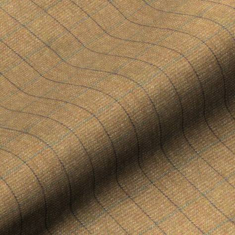 Art of the Loom Harris Tweed Fabrics Huntsman Check Fabric - Winter Wheat - HUNTSMANCHECKWINTERWHEAT