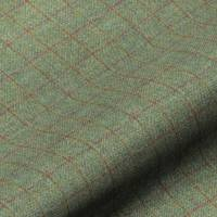 Huntsman Check Fabric - Mountain Bracken