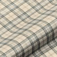 Wool Plaid Fabric - Bamburgh